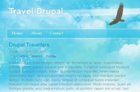 Drupal Travel